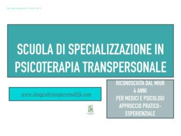 psicoterapia transpersonale