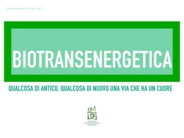 Biotransenergetica