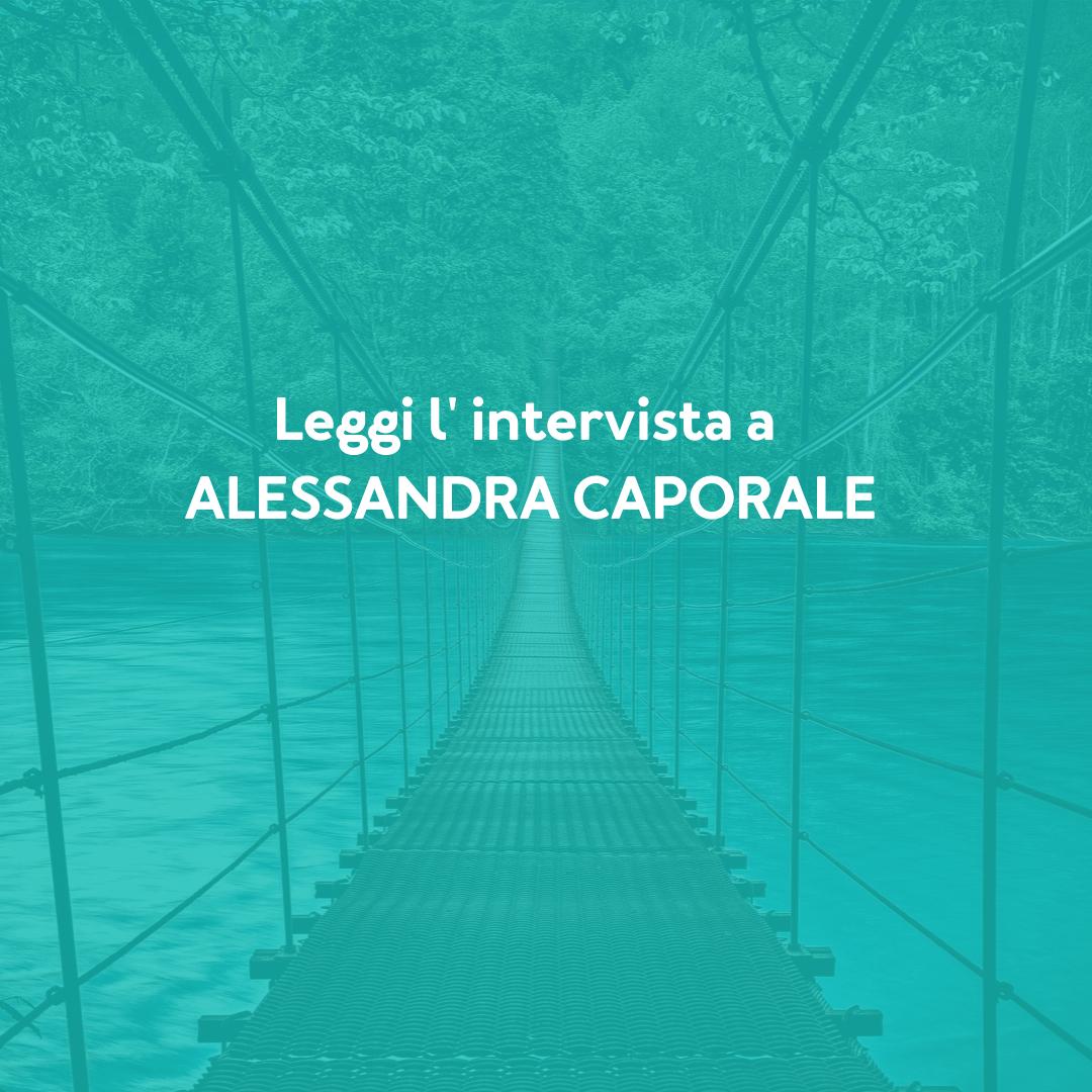(In evidenza) Il Counseling: Intervista ad Alessandra Caporale