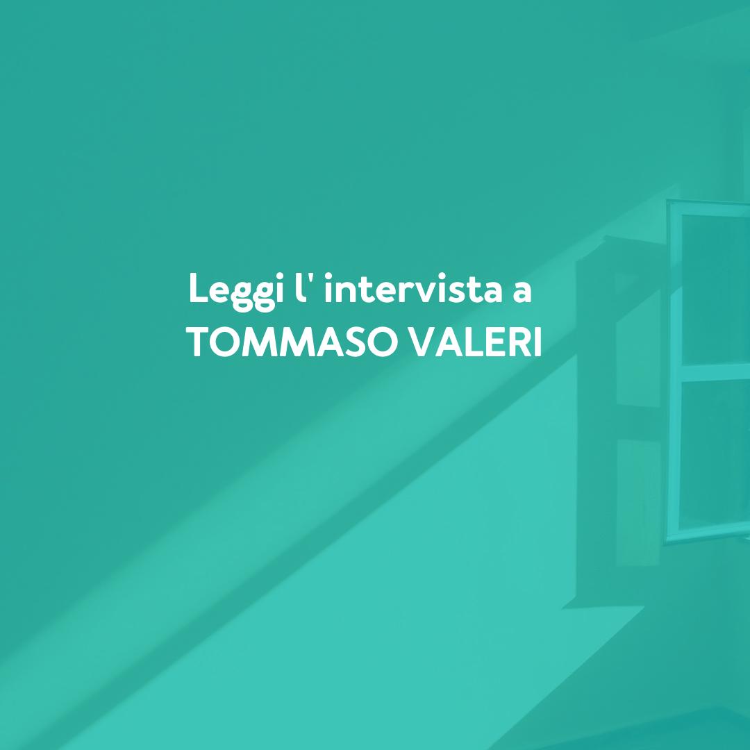 (In evidenza) Sulla professione di counselor – Leggi l'intervista a Tommaso Valeri