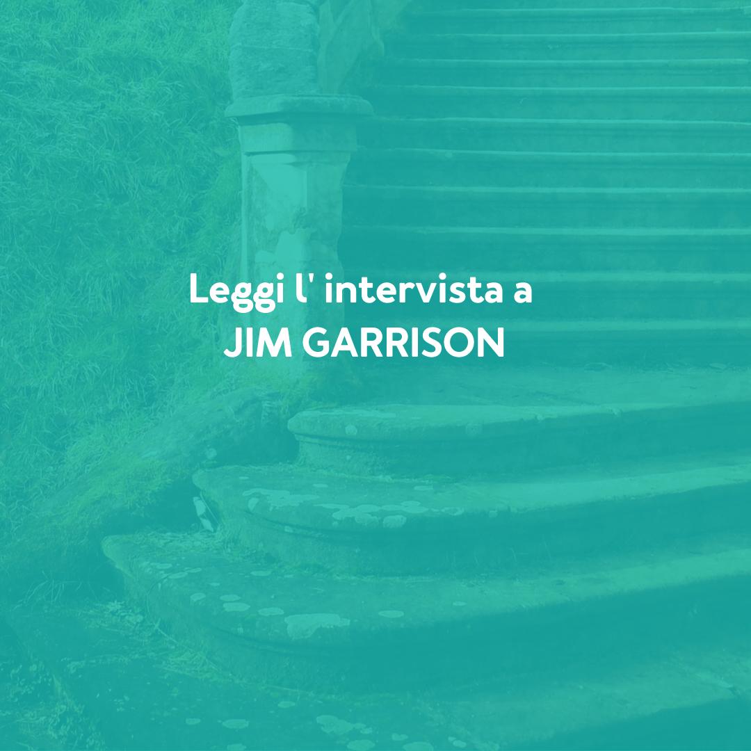 Interview with Jim Garrison
